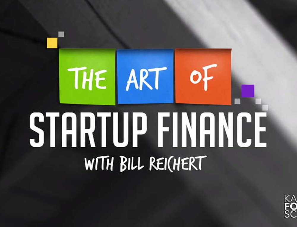 'Art of Startup Finance' Delivers Tools  to Help Entrepreneurs Manage and Build Their Companies