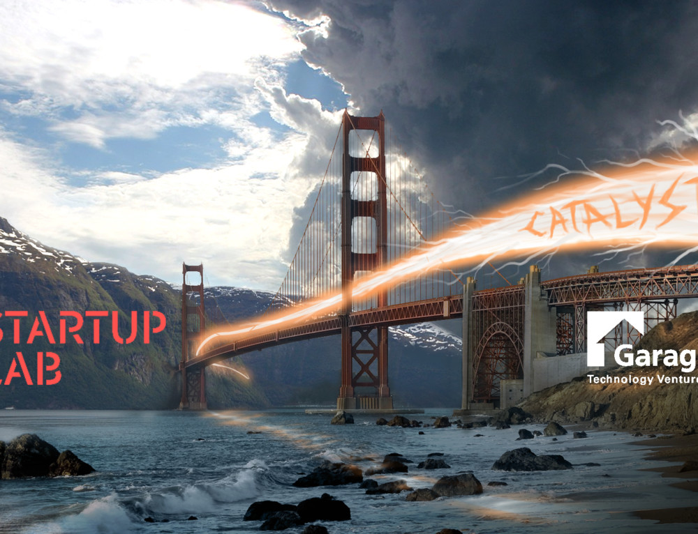"""Garage Technology Ventures and Nordic Partners Launch """"Silicon Valley Catalyst"""" Joint Venture"""